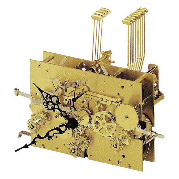 Grandfather Clock Movements http://legacychimeclocks.com/movements.html